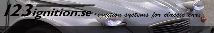 123 ignition - electronic ignition for classic cars