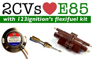 kit ethanol 2cv